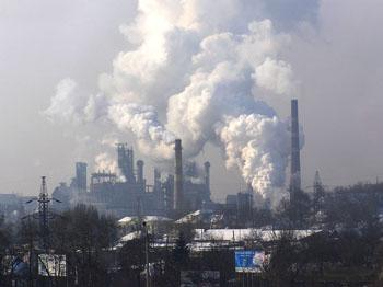 Foto: Industrieanlagen
